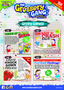 Grotty Games Activity