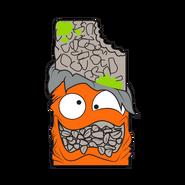 Oozy Muesli Bar Orange