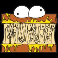 Sloppy pizza box 2