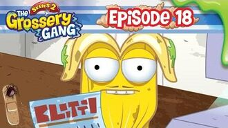 Grossery Gang Cartoon - Episode 18, Lifestyles of The Rich & Famous Part 2 - Cartoons for Children