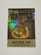 Bad Beef Can Card