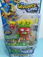 Fungus fries action figure front
