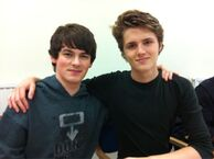 Brad and Eugene!