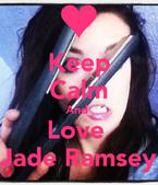 Keep callm and love jade ramsey fura