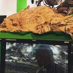 Alexandra Shipp as Young Storm Ororo Monroe Munroe in X-Men: Apocalypse 2015 Mohawk