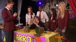Cast on Jerome's Donkey Day