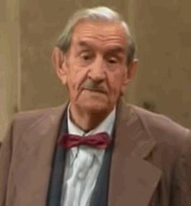 Victor Kilian as Uncle Bertram
