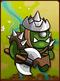 Wild Monster Orc Warrior