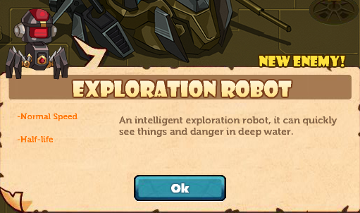 Exploration Robot