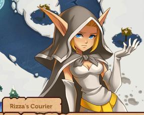 Rizza's Courier