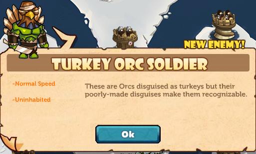 Turkey Orc Soldier