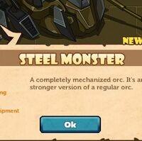 Steel Monster Thumbnail