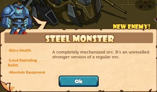 Steel Monster
