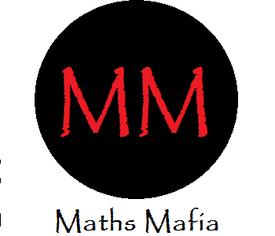 Maths Mafia Logo