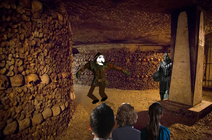 Battle of the crypt