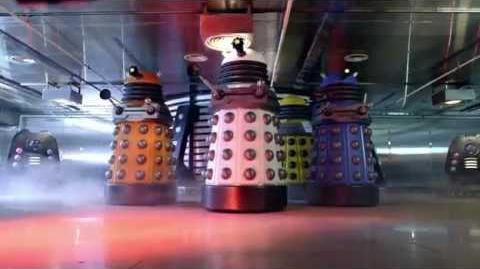 Doctor Who - The New Daleks
