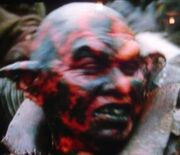 Darth Maul in Minas Tirith
