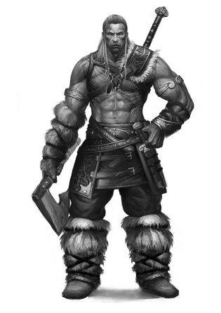 Class-Barbarian