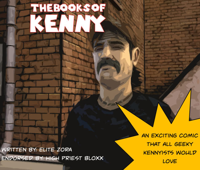 The Books of Kenny