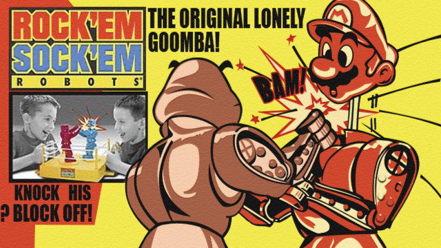 File:Rock em sock em robots the lonely goomba by thelonelygoomba-d6t1xu9.png