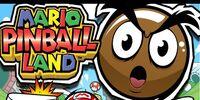 Mario Pinball Land - The Lonely Goomba