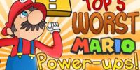 Top 5 Worst Mario Powerups - The Lonely Goomba