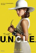 The Man from U.N.C.L.E. (film) poster 6