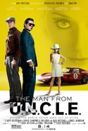 The Man from U.N.C.L.E. (film) poster 4