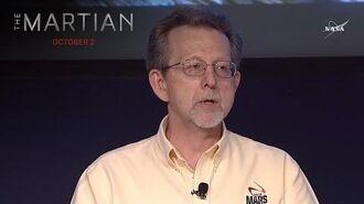 The Martian Mark Watney's Mars Announcement HD 20th Century FOX