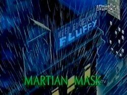 Martianmask