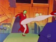 Eve's kick