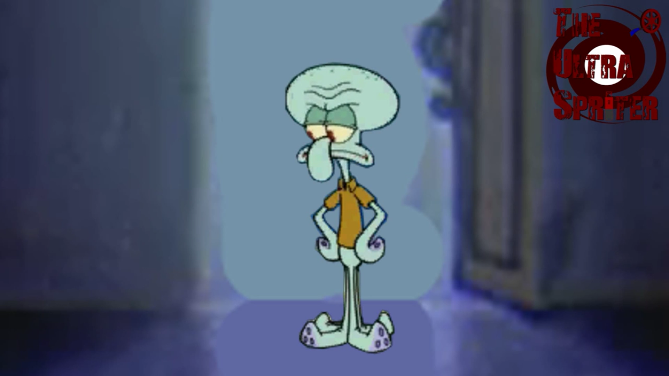 image squidward in frollo u0027s house png the misadventures of dr