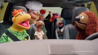 """""""That Game"""" Starring the Muppets 2014 Toyota Highlander"""