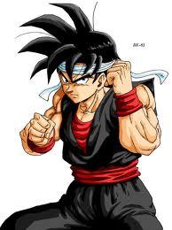 Goku wrergh