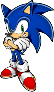 Sonic the Hedgehog Rush Adventure