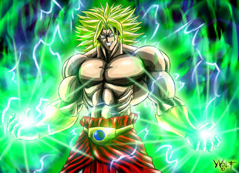 Dragon Ball Z wallpapers 1 Broly