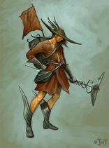 Hermes Mercury Greek God 02 by TaekwondoNJ