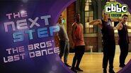 The Next Step Season 3 Episode 5 - The Bros' Last Dance - CBBC
