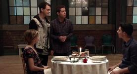 Theo John Riley James season 4 episode 7
