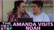 The Next Step Season 4 – Episode 23 Amanda Visits Noah