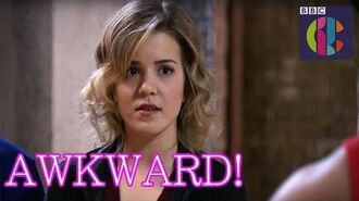 The Next Step Series 4 Episode 23 Awkward moment for Riley