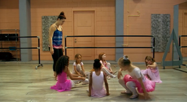 Chloe baby ballet season 3 dtrt