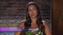 Phoebe tumbling audition
