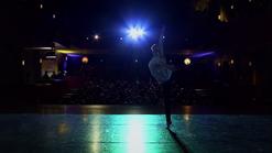 Ebttrt a dancer performs