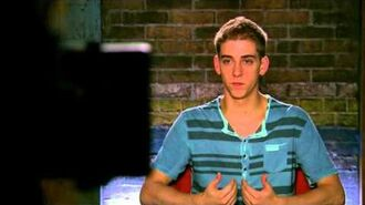 Disney Channel España The Next Step Baile 40 Noah reta a Eldon