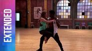 """The Next Step - Season 4 Extended Dance Amy & LaTroy """"Classicality"""" Duet"""