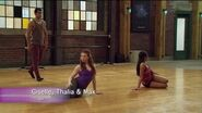 "The Next Step - Extended Dance- Giselle, Thalia & Max ""Tides"" Trio"