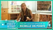 The Next Step The Off Season 10 – Richelle On Pointe