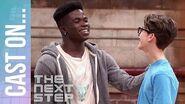 The Next Step Season 5 - Cast On Akiel Julien (LaTroy)