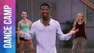 The Next Step - Dance Camp Lamar Johnson (Part 1)